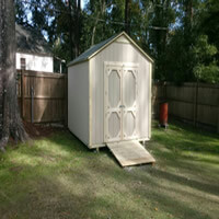 Shed Myrtle Beach SC